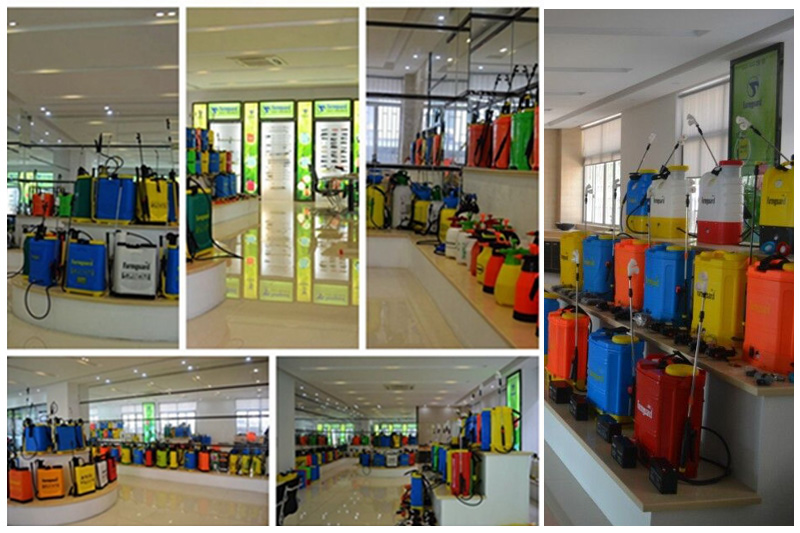 Farmguard sprayer factory showroom,GUANG FENG PLASTIC CO.LTD from chinese-sprayer.com